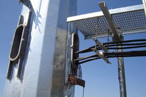 Antenna Mount Detail