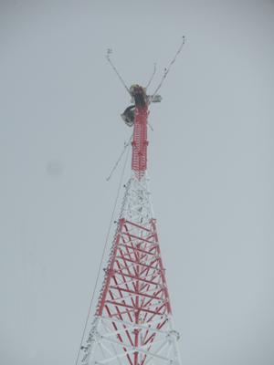 Lost Lake MET Tower