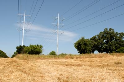 Power Transmission Poles
